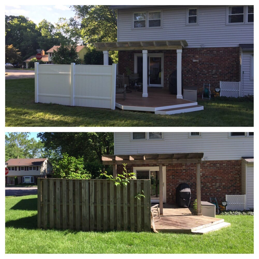 Installed Picket Fence | Affordable Carpentry in Vienna, VA
